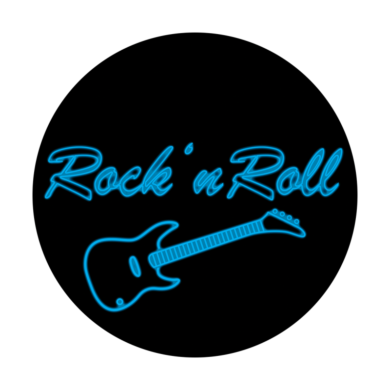 Rocking It Signs ~ Rock n roll sign apollo design