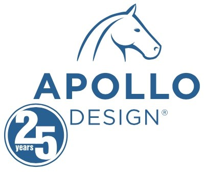 Apollo logo with '25th Anniversary'