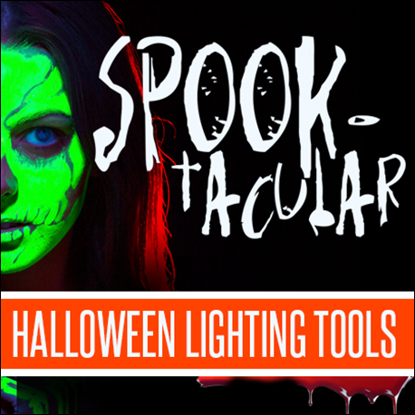 Halloween Lighting Tools