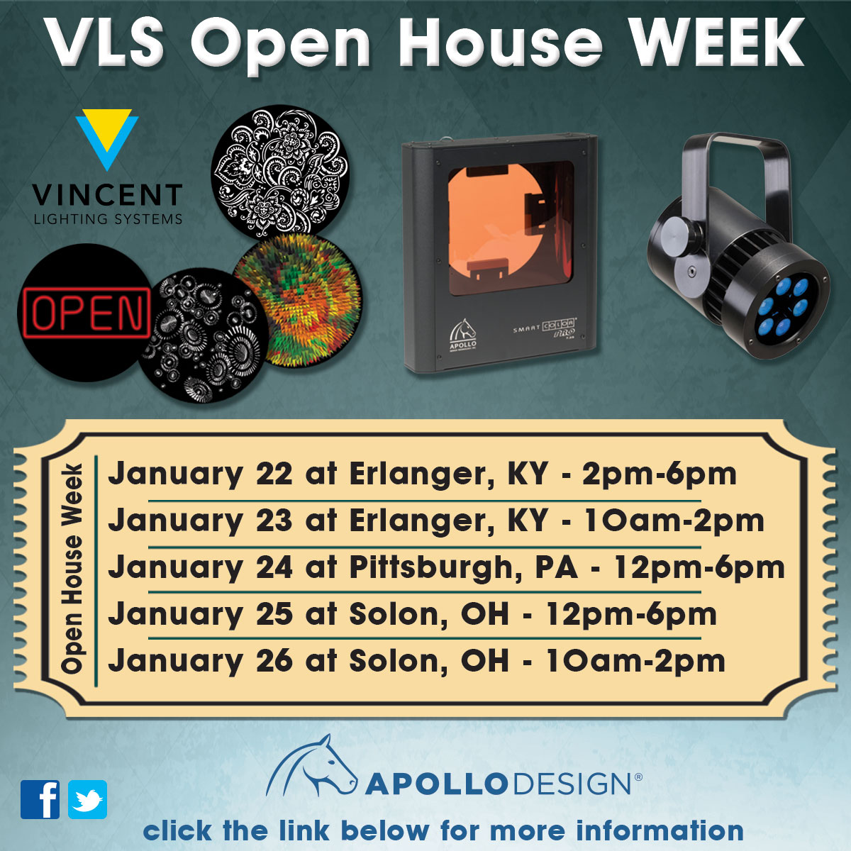 VLS Open House Flyer