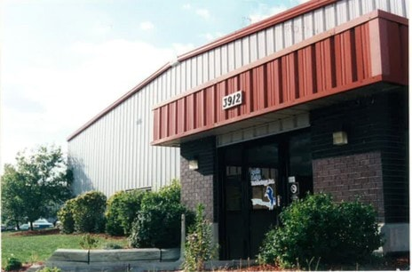 3912 Option Pass Office and Manufacturing Facility