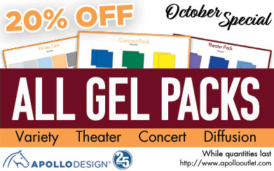 October Special: 20% Off Apollo Gel Packs