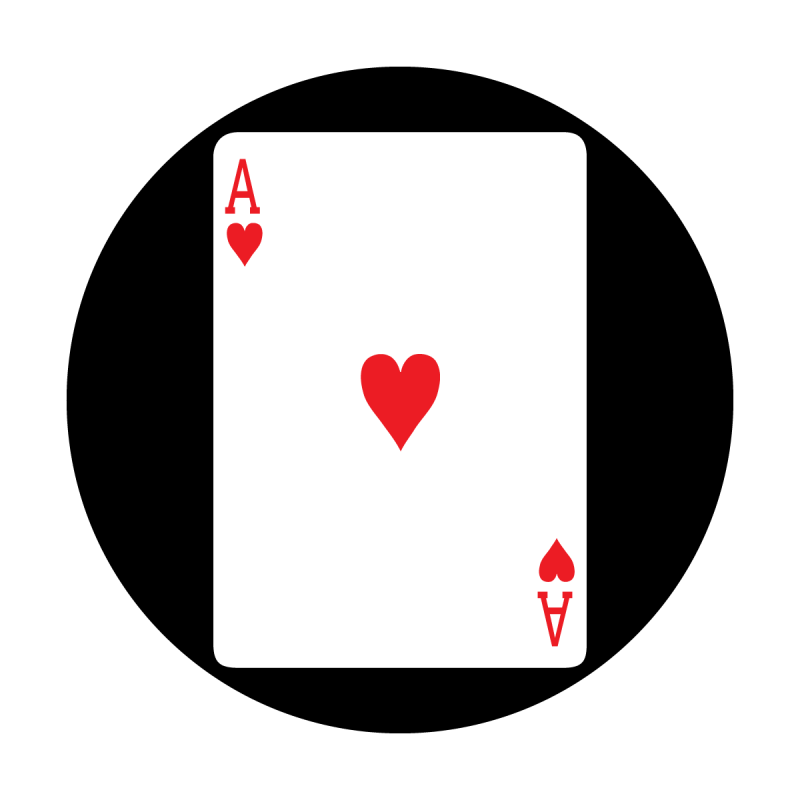 Red Card - Ace of Hearts