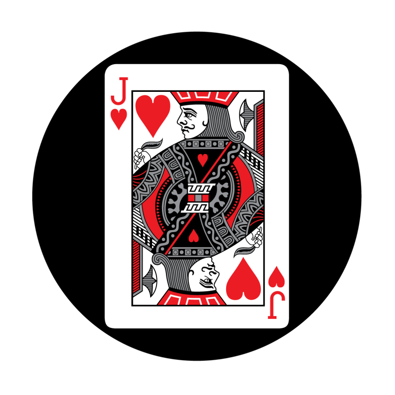 Red Card - Jack of Hearts