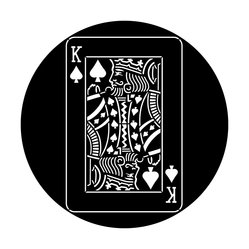 Cards - King of Spades