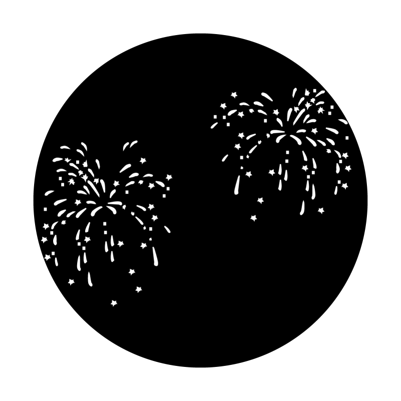 July Fourth Fireworks (Pair with MS-3007)