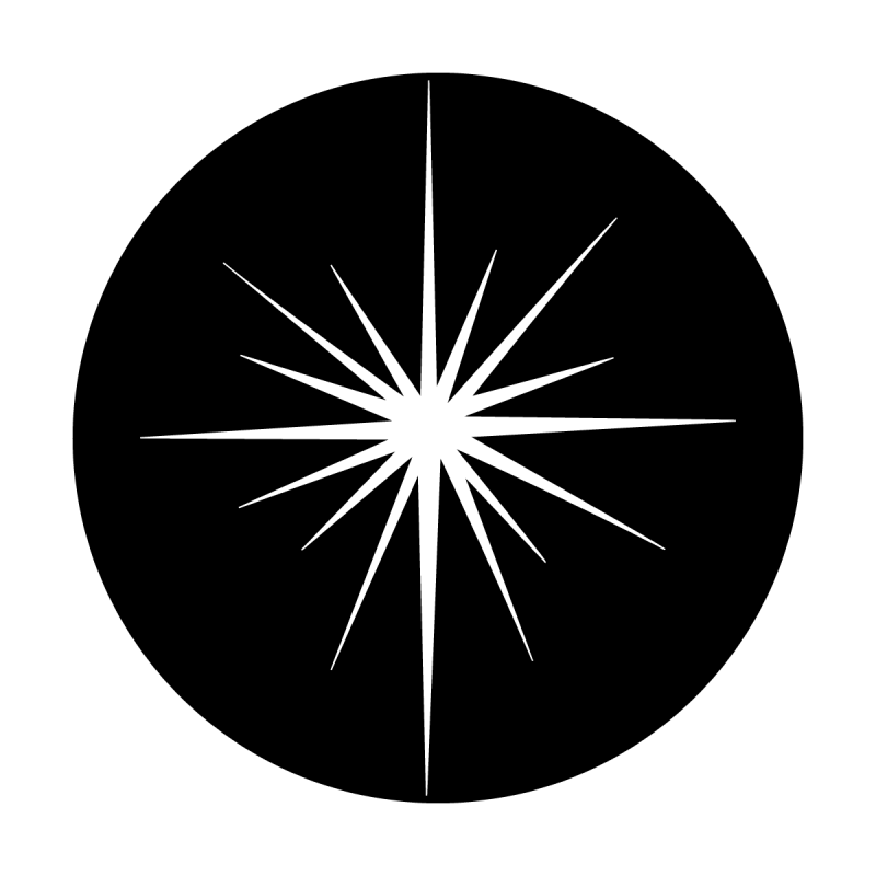 Christmas Star - Thin