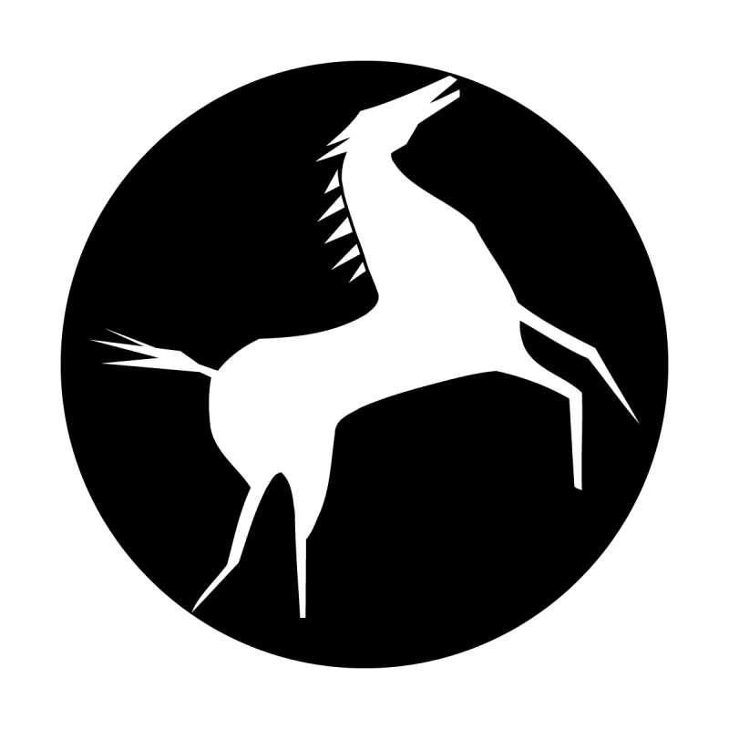 West Rearing Horse