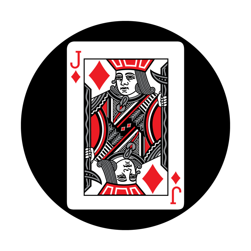 Red Card - Jack of Diamonds