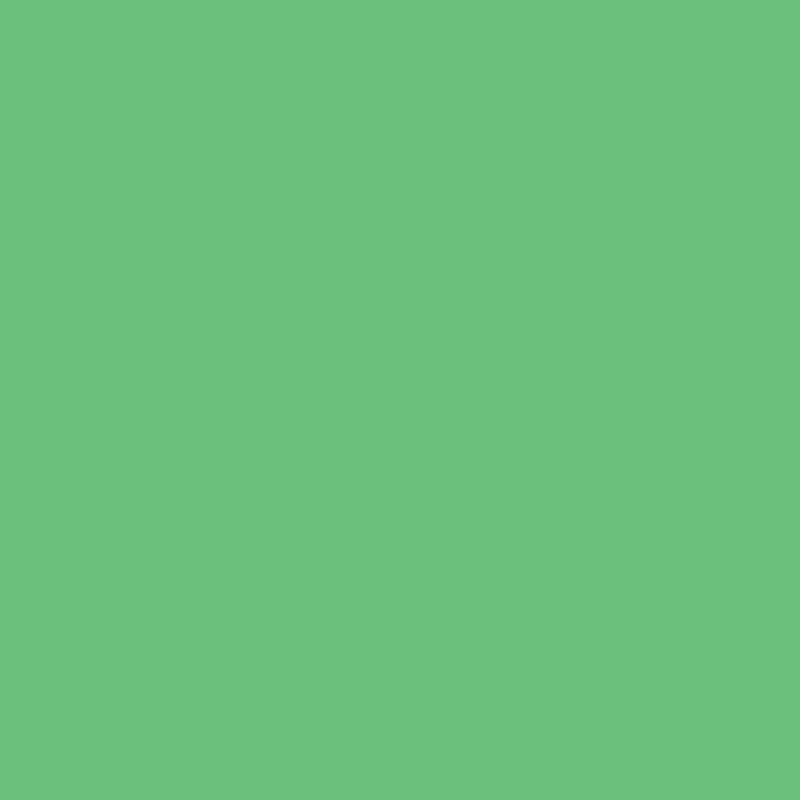 """Rain Forest Green: Cut for 7.5"""" frame at 6.69"""" Round (175 mm)"""