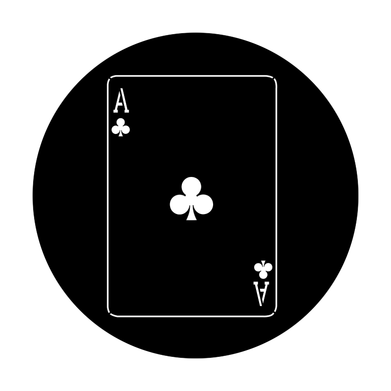 Cards - Ace of Clubs