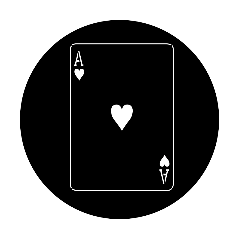 Cards - Ace of Hearts