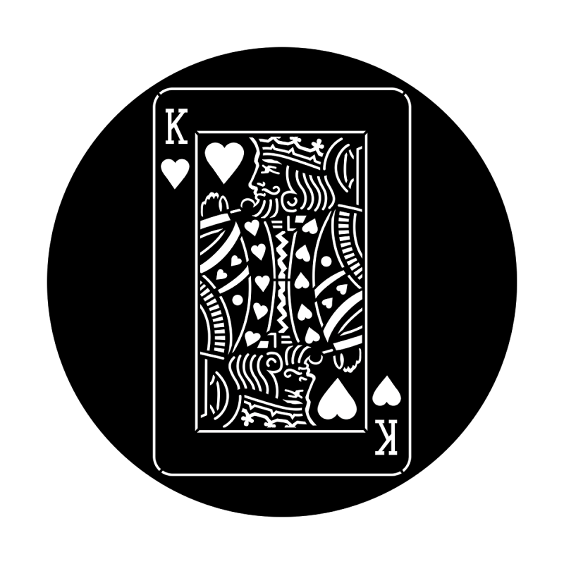 Cards - King of Hearts