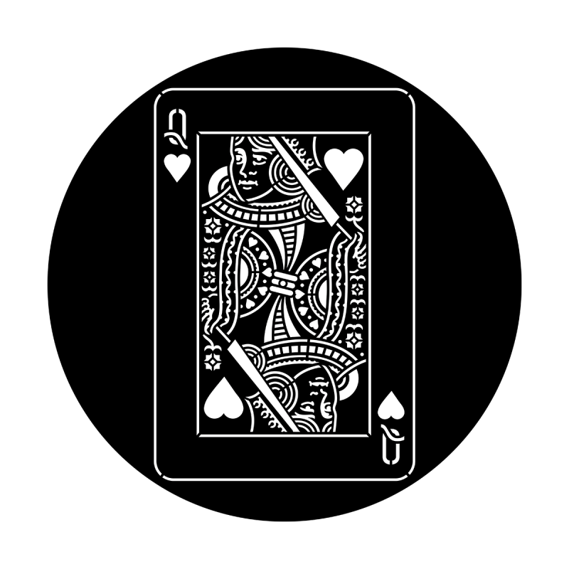 Cards - Queen of Hearts