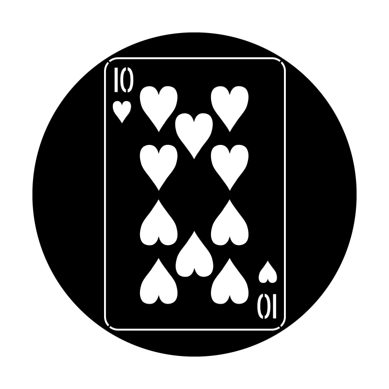 Cards - Ten of Hearts