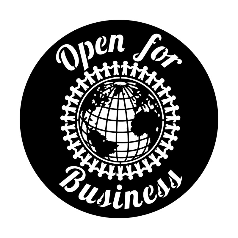 Open For Business World