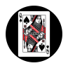 Red Card - Queen of Spades