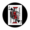 Red Card - Jack of Spades
