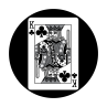 Detailed Card - King of Clubs