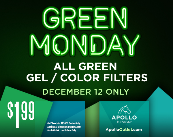Green Monday Special